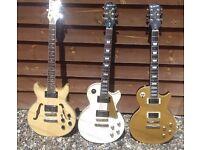 Les Paul Guitars SOLD