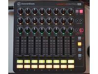 Novation Launch Control XL midi controller Ableton live Flstudio