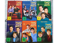 DVD Two and a half Men Season 1-6