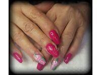 Nails lashes