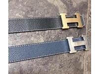 Hermes belt £15 red
