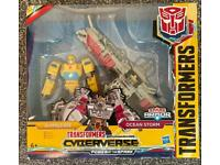 Transformers spark armour, brand new and boxed