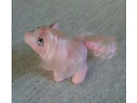 Vintage My Little Pony G1 Baby Cotton Candy