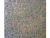 STUNNING SOLID PINK GRANITE SLABS - LARGE STOCK