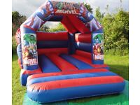 Bouncy Castle Hire Covering Birmingham & The Black Country. Bouncy Castles From £50