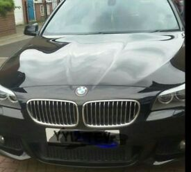 BMW MSport 520D 2012 plate, FSH, 11 months MOT, Full cream leather interior. Rotherham