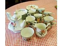 Johnson Brothers tea set