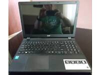 Acer Laptop in new condition hardly used