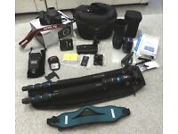 Canon EOS 7D Bundle