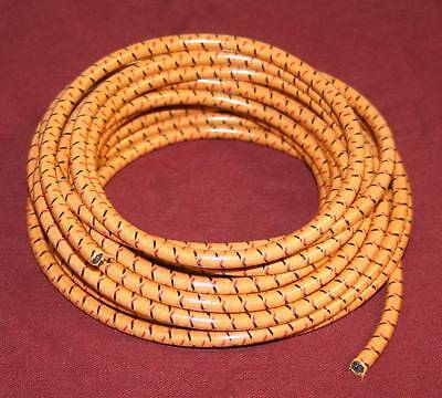 25ft 7mm Cloth Spark Plug Wire Hit Miss Gas Engine Maytag Fairbanks John Deere