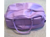 Purple Overnight Bag - Marks and Spencer