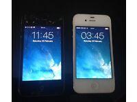 2 X iPhone 4
