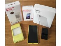 UNLOCKED Sony Xperia Z5 Compact Yellow Excellent Condition