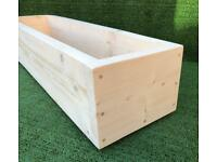 SPRING IS HERE!!! Quality chunky planter box