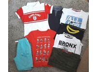 Boys t-shirts age 10-11