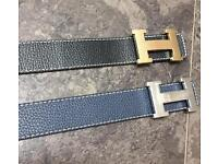 Hermes belt £20 . Silver or gold buckle