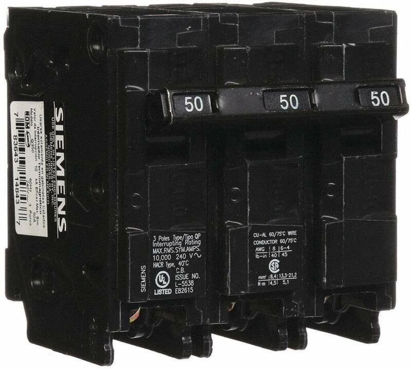 Q350 - Siemens Circuit Breakers