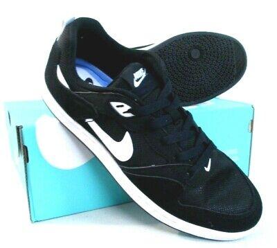Nike UNISEX M-9 W 10.5 Black Sneakers & Athletic SB Alleyoop Shoes CJ0882 001[]