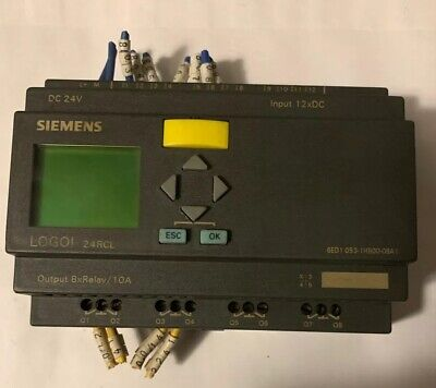 Siemens Logo 24rcl 6ed1 053-1hb00-0ba1