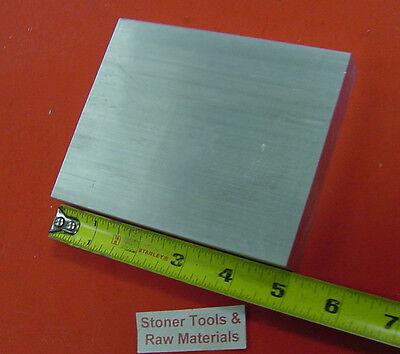 34 X 5 Aluminum 6061 Flat Bar 5 Long Solid T6511 Plate Mill Stock .75x 5.0