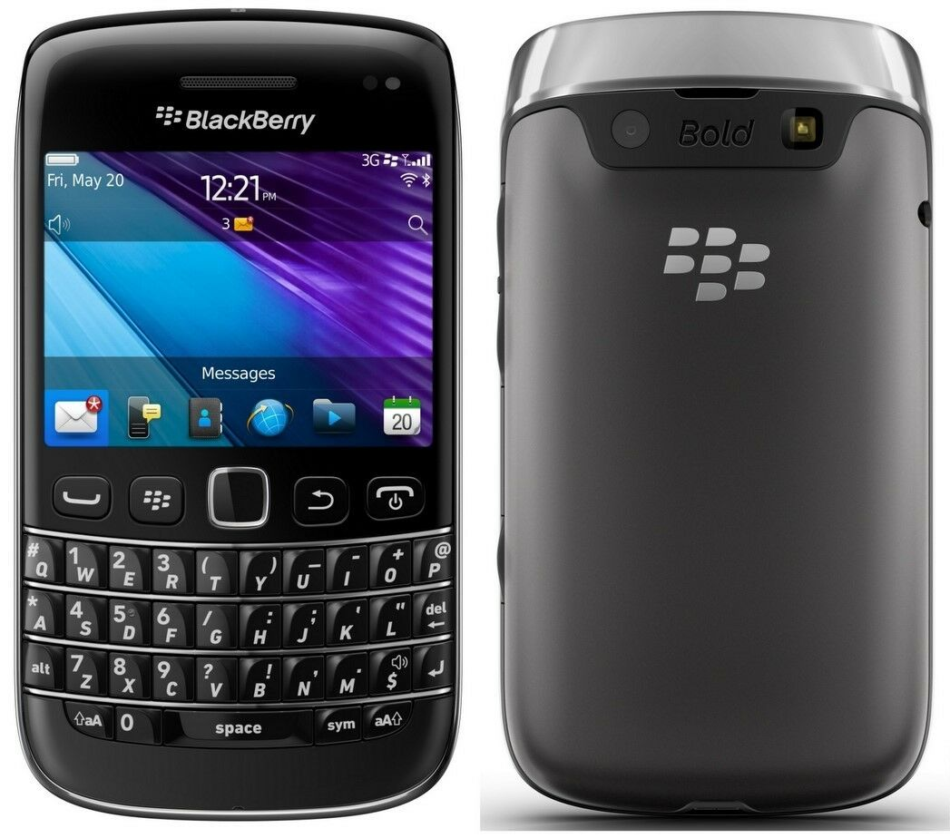 BlackBerry Bold 9790 8GB 5MP Camera|QWERTY Keypad |Bluetooth | Wifi |(Imported) By Ebay @ Rs.5,449