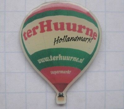 TER HUURNE HOLLANDMARKT ....................... Ballon-Pin (116e)