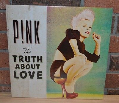 *PINK - The Truth About Love, Limited 2LP VINYL New & Sealed!