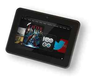 "22% Savings! NEW + SEALED Amazon Kindle Fire HD 16GB Dolby Audio Wi-Fi 7"" Black Tablet 2012"