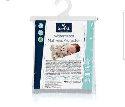 Lorelli Baby Matratzenschoner Matratzenschutz Wasserdicht 70x140 cm