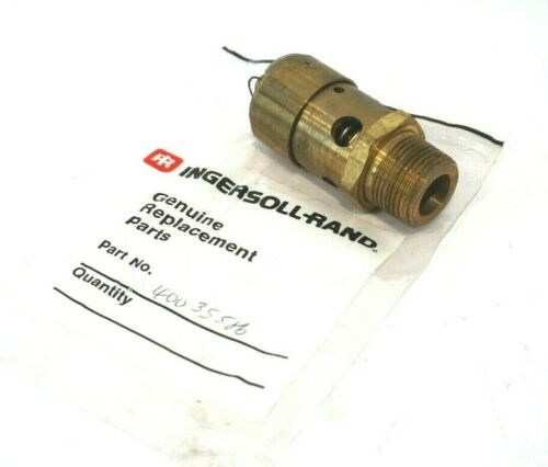 NEW INGERSOLL RAND 40035586 RELIEF VALVE