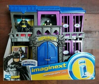 Gotham City Jail - Imaginext Playset - Fisher Price - 2018 - NEW - Batman / Bane