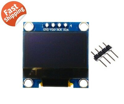 "0.96"" I2C IIC Serial 128X64 White OLED LED Display Module for Arduino SSD1306"