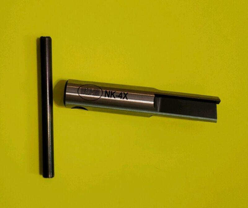 Mig Weld; Weld-Aid Kleener, Nozzle Cleaner Tool; 3/8 Inch Tip, 5/8 Inch Nozzle