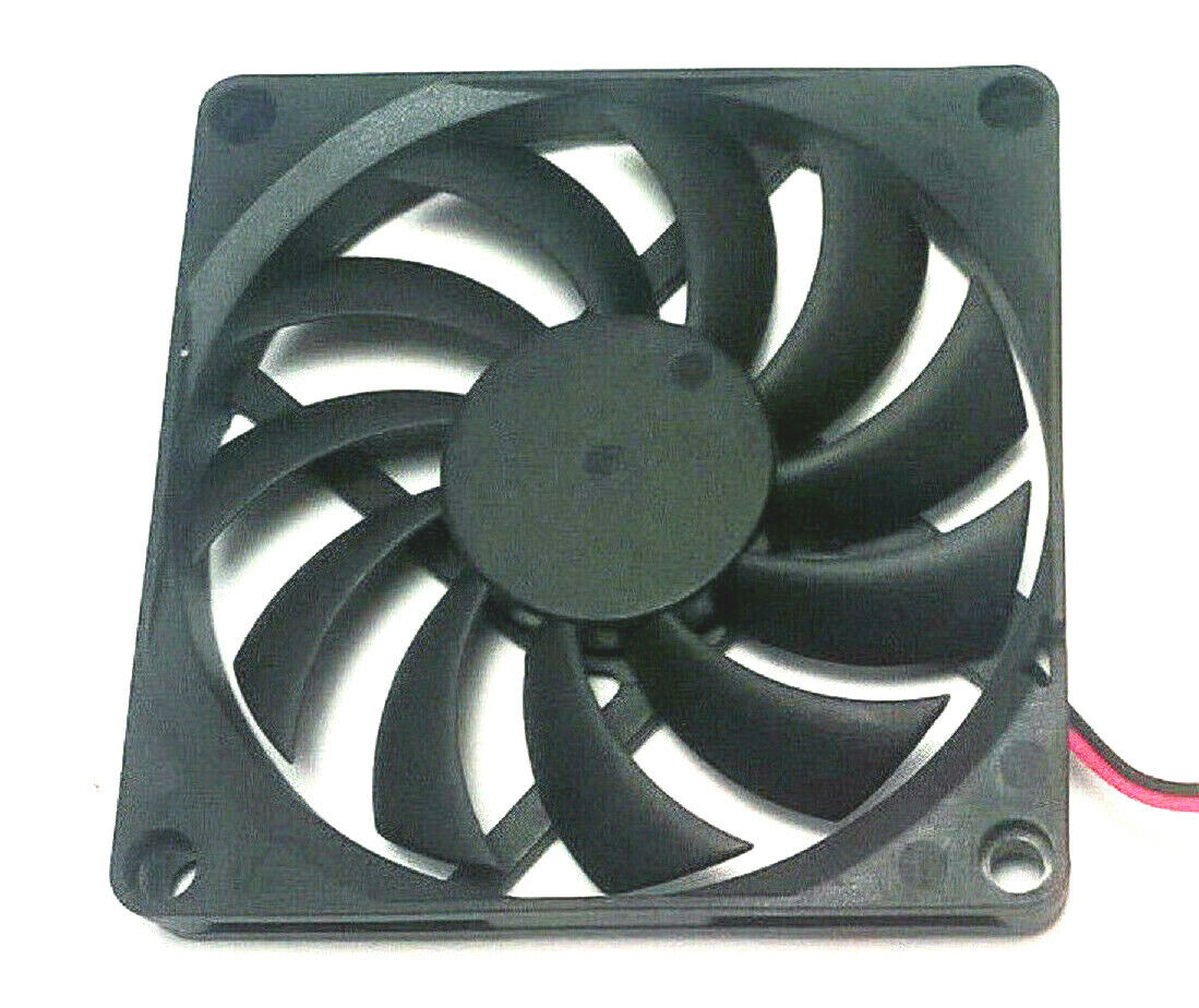 80x80x10mm 5v 0.25A 2 Pin Brushless 80mm Cooling Fan Compute