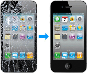 NL Products & Services - iPhone Screen Repair - 6 Month Warranty