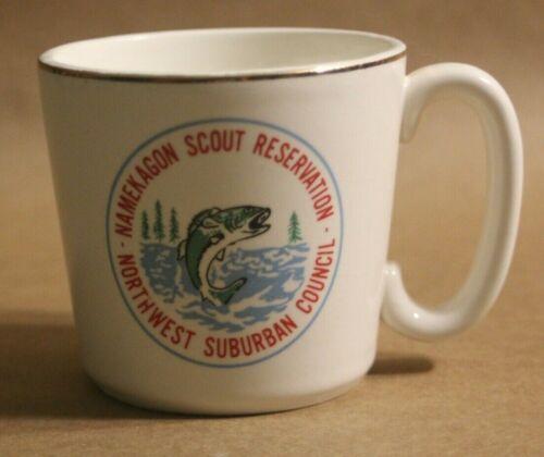 Boys Scouts Namekagon Scout Reservation Northwest Suburban Council Vintage Cup