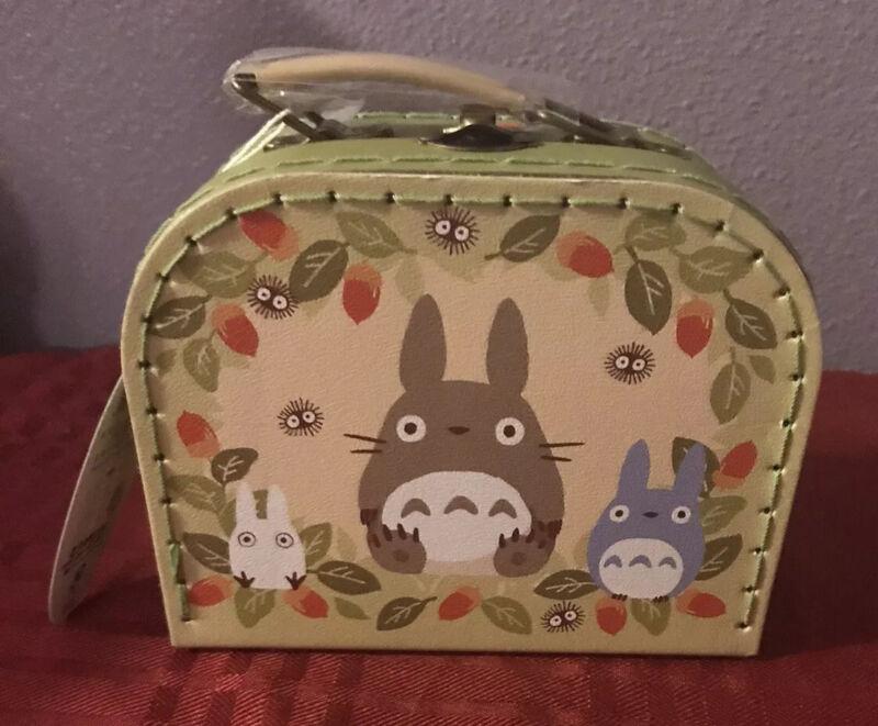 Marushin My Neighbor Totoro Small Bag or Accessory Case Box Style New