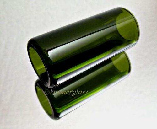 Real BottleNeck Guitar Slide Hand Polished Glass Best in US  Resonator