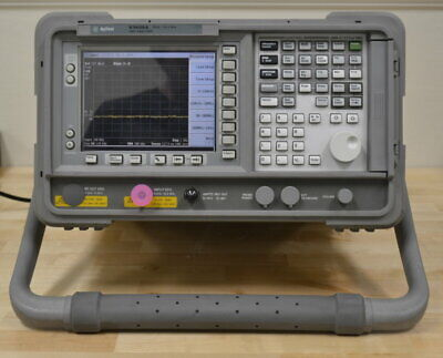 Agilent Keysight E7405a Emc Spectrum Analyzer 9khz To 26.5ghz Guaranteed Good