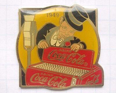 1949 / COCA-COLA / 100-JÄHRIGEN SATZ ..................... Pin (137d)