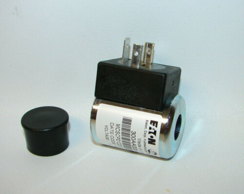NEW Eaton Hydraulics 300AA00041A Solenoid Coil, 12 VDC  (FREE SHIPPING)