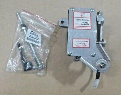 Mep831a 832a 3kw Diesel Generator Electric Actuator Adg150 2920-01-477-1320