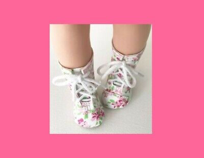 """54mm LIGHT PINK Classic Ankle Straps P91 Toni Doll Shoes 13/"""" Patsy"""