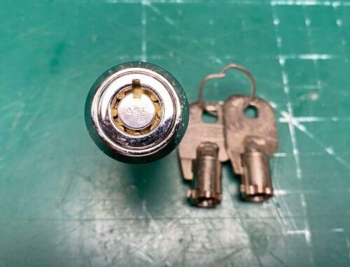 Ademco ACE Tubular Electronic Security Switch Cam Lock - Locksmith Locksport
