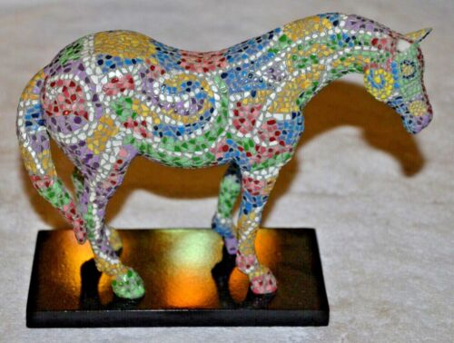 The Trail of the Painted Ponies Caballo Brilliante