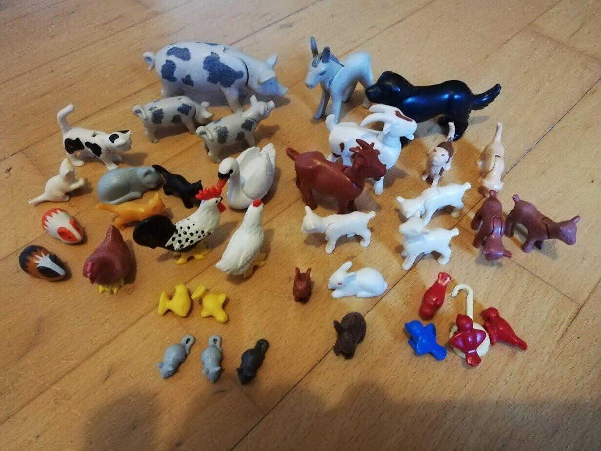 Playmobil Country Bauernhof Tiere Konvolut
