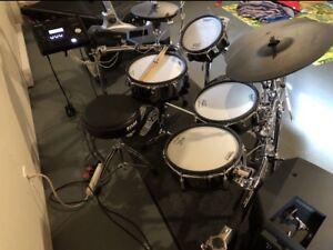 V-drum électronique Batterie Roland TD-50 KVS Dream KIT de rêve
