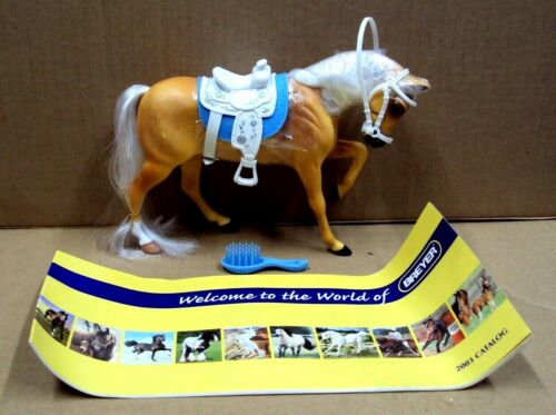 Little Debbie : PALOMINO PONY GINGER Special Edition WORLD OF BREYER 2003