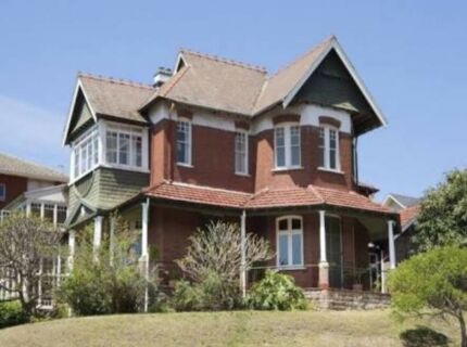 Granny flat for rent in big house