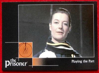 THE PRISONER Autograph Series - Vol 1 - RACHEL HERBERT - Card #22 Cards Inc 2002